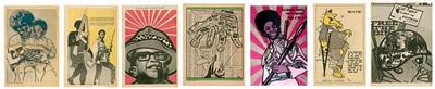 ブラック・パンサー エモリー・ダグラスの革命アート集