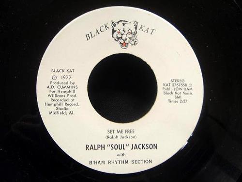 RALPH SOUL JACKSON