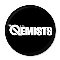 QEMISTS特典缶バッチ