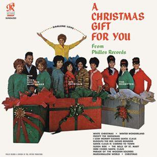 V.A. (ROCK GIANTS) / CHRISTMAS GIFT FOR YOU (180 GRAM VINYL LP)