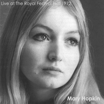 MARY HOPKIN / メリー・ホプキン / LIVE AT THE ROYAL FESTIVAL HALL 1972