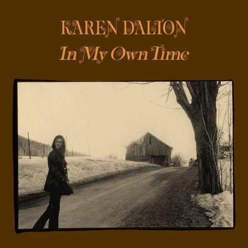 KAREN DALTON / カレン・ダルトン / IN MY OWN TIME (LP)
