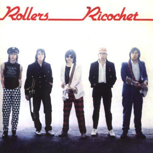 BAY CITY ROLLERS / ベイ・シティ・ローラーズ / RICOCHET