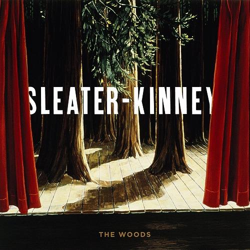SLEATER-KINNEY / スリーター・キニー / WOODS (2LP)