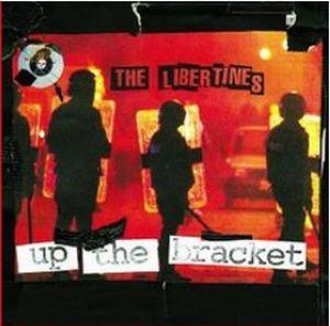 LIBERTINES / リバティーンズ / UP THE BRACKET (LP)