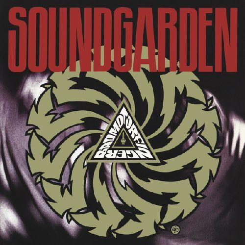 SOUNDGARDEN / サウンドガーデン / BADMOTORFINGER (LP)