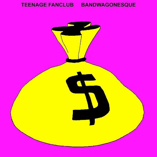 TEENAGE FANCLUB / ティーンエイジ・ファンクラブ / BANDWAGONESQUE (LP)