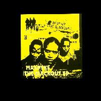 MASPYKE / マスパイク / BLACK OUT EP アナログ2LP