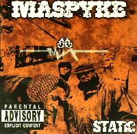 MASPYKE / マスパイク / STATIC - アナログ2LP
