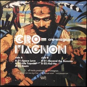 CRO-MAGNON  / クロマニヨン / CRO-MAGNON EP