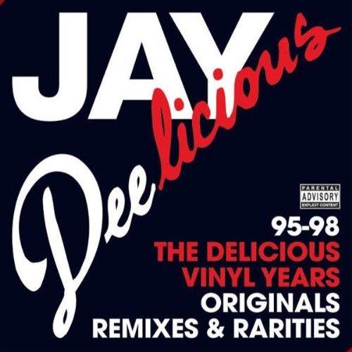 J DILLA aka JAY DEE / ジェイディラ ジェイディー / JAY DEELICIOUS アナログ3LP