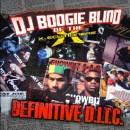 DJ BOOGIE BLIND / DEFINITIVE D.I.T.C