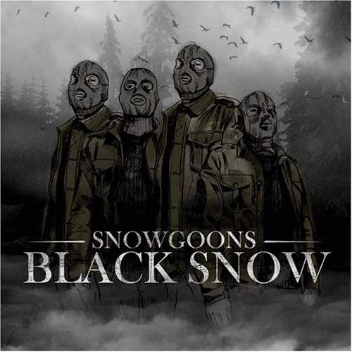 SNOWGOONS / スノーグーンズ / BLACK SNOW アナログ2LP (White Vinyl)