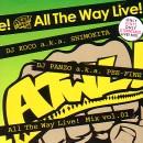 DJ KOCO & DJ PANZO / ALL THE WAY LIVE ! MIX 01