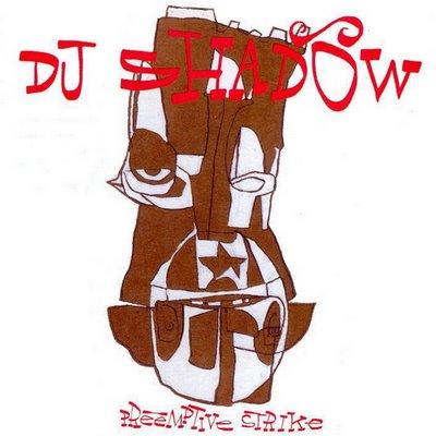 DJ SHADOW / DJシャドウ / PREEMPTIVE STRIKE アナログ2LP