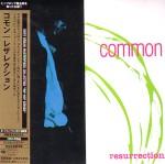 COMMON (COMMON SENSE) / RESURRECTION - 紙ジャケット・完全生産限定盤