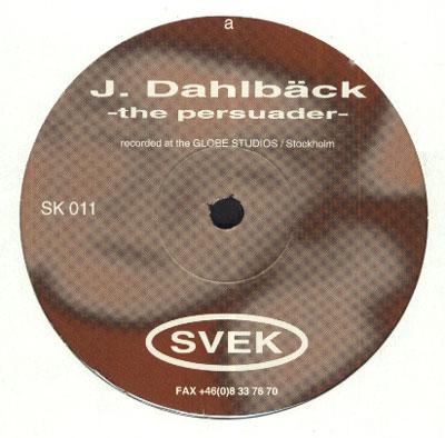 JESPER DAHLBACK / ジェスパー・ダールバック / PERSUADER