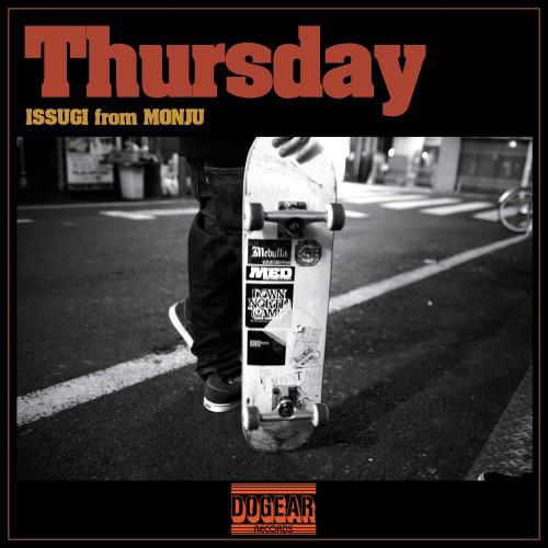 ISSUGI from MONJU / イスギフロムモンジュ / THURSDAY EP