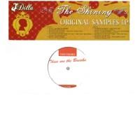 J DILLA aka JAY DEE / ジェイディラ ジェイディー / SHINING ORIGINAL SAMPLES LP