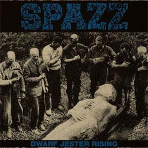 SPAZZ / スパッズ / DWARF JESTER RISING (LP)