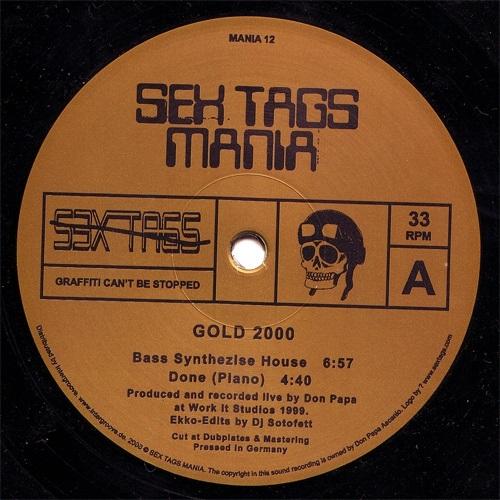 DON PAPA / GOLD 2000