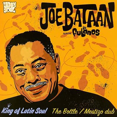 "JOE BATAAN / ジョー・バターン / BOTTLE / MESTIZO DUB (7"")"