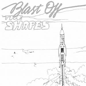 """SHAPES / シェイプス / BLAST OFF (7"""")"""