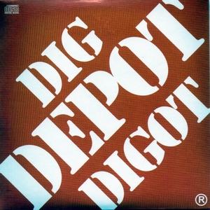 DJ MURO / DJムロ / DIG DEPOT DIGOT