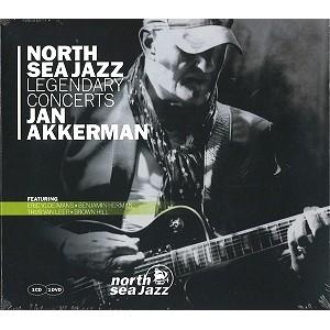 JAN AKKERMAN / ヤン・アッカーマン / NORTH SEA JAZZ: LENGENDARY CONCERTS