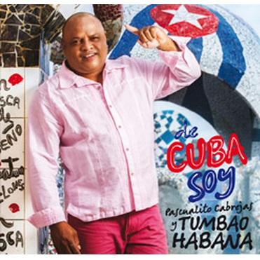 PASCUALITO CABREJAS Y TUMBAO HABANA / トゥンバオ・アバナ / DE CUBA SOY