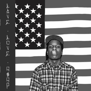 A$AP ROCKY / エイサップ・ロッキー / LIVE LOVE A$AP / アナログ2LP
