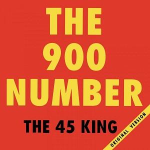 """45 KING / 45キング(DJ マーク・ザ・45・キング / 900 NUMBER LIMITED EDITION 7"""""""