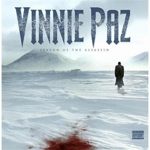 "VINNIE PAZ (of Jedi Mind Tricks)  / SEASON OF THE ASSASSIN ""2LP"""