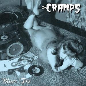 """CRAMPS / クランプス / BLUES FIX (10"""")"""