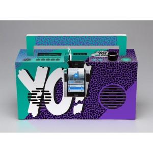 "BERLIN BOOMBOX / BERLIN BOOMBOX YO! MTV RAPS ""IMPACT"""