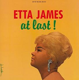 ETTA JAMES / エタ・ジェイムス / AT LAST! (LP)