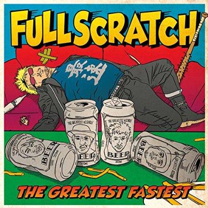FULLSCRATCH / フルスクラッチ / THE GREATEST FASTEST