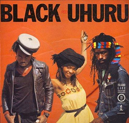 BLACK UHURU / ブラツク・ウフル / RED / レッド [生産限定盤]