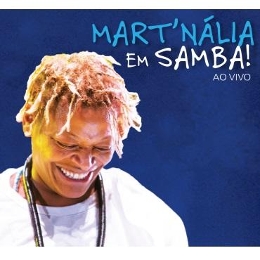 MART'NALIA / マルチナリア / EM SAMBA! AO VIVO