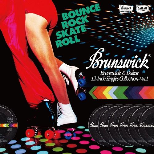 V.A. (BRUNSWICK & DAKER 12-INCH SINGLES COLLECTION) / オムニバス / BRUNSWICK & DAKER 12-INCH SINGLES COLLECTION VOL.1 / ブランズウィック & ダカー 12インチ・シングルズ・コレクション VOL.1