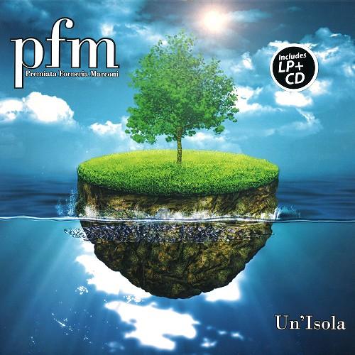 PFM / UN' ISOLA: LP+CD LIMITED EDITION