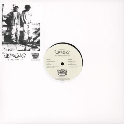 DERELIKS / 1994 DEMOS EP