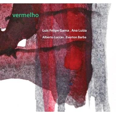 ANA LUIZA & LUIS FELIPE GAMA / アナ・ルイーザ&ルイス・フェリーペ・ガマ / VERMELHO
