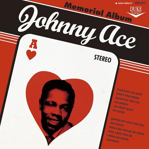 JOHNNY ACE / ジョニー・エイス / MEMORIAL ALBUM / メモリアル・アルバム (紙ジャケ)