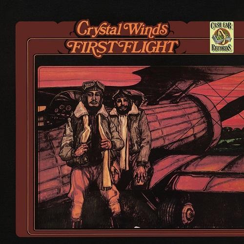 CRYSTAL WINDS / クリスタル・ウインズ / FIRST FLIGHT / ファースト・フライト