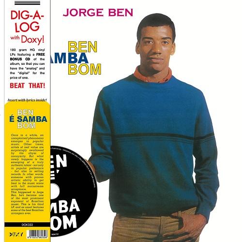JORGE BEN / ジョルジ・ベン / BEN E SAMBA BOM