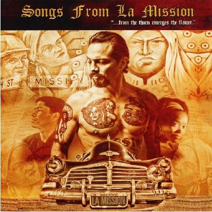 LA MISSION BAND / ラ・ミッション・バンド / SONGS FROM LA MISSION (LP)