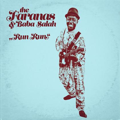 FARANAS & BABA SALAH / ファラナス&ババ・サラー / RUN RUN