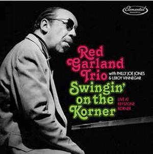 RED GARLAND / レッド・ガーランド / Swingin' On The Korner: Live at Keystone Korner / スウィンギン・オン・ザ・コーナー(2CD)