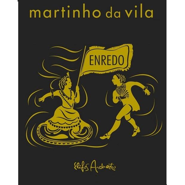 MARTINHO DA VILA / マルチーニョ・ダ・ヴィラ / ENREDO